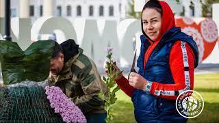 """Как мы праздновали День томича-2019. ДК """"Маяк"""" г. Томск"""