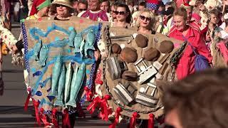 Карнавальное шествие 430 лет Волгограду