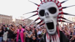 день мертвых в Мексике