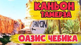 Оазисы Туниса. Каньон Тамерза. Шебика. Золотой каньон в Тунисе
