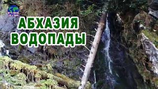 Абхазия. Водопады. Зима. Рицинский парк. DIY & DACHA. LIVE & TRAVEL 30