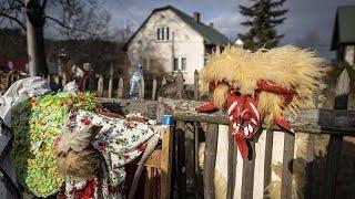 Новогодние празднества в польской глубинке