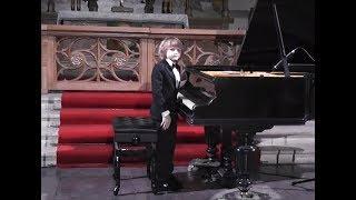 Elisey Mysin  Solo concert F.Chopin Waltz Op.64 n1/ part1