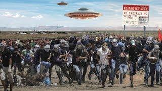 Люди МАССОВО готовятся к штурму Зоны 51! Неужели все вышло из под контроля?