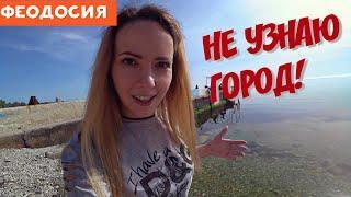 На машине на море: ФЕОДОСИЯ. Детали решают! Плюсы и минусы курорта. Крым 2019