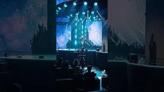 Валя Карнавал на сцене Жара ТВ 2 февраля