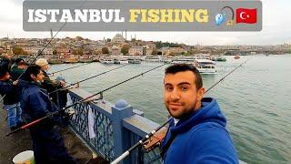 The Fishing Bridge Of Istanbul Where To Fish in Istanbul 2020