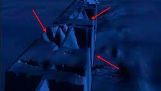 Ложные сенсации и то что пытается скрыть Гугл карта Google Earth