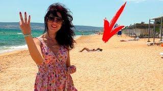 Феодосия конец июля, а лучший пляж пустует! Что происходит в Крыму после открытия Крымского моста?