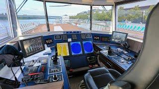 Cruise ship AMADEUS QUEEN   Ship Tour   Lüftner Flusskreuzfahrten