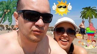 Жизнь в Испании. Пляж в Валенсии в мае #отзыв