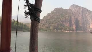 ЛАОС. КРУИЗ ПО РЕКЕ МЕКОНГ (Laos)