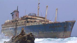 60 заброшенных кораблей (часть 2)