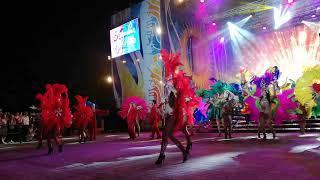 Геленджик 2019 Карнавал Открытие сезона Перья Надежда