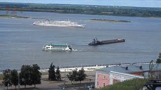 Круиз Нижний - Новгород Пермь. Волга и Кама. 12+
