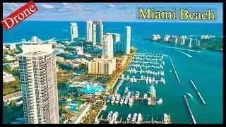 Miami Beach 2018 by Drone