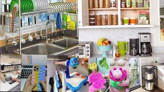 حيل منزلية وادوات للمطبخ تنفعكي في حياتك اليومية Smart appliances   #diy#ideas #fyp #foryou #fypシ