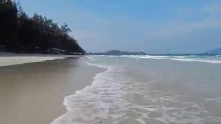 Doc Let Beach, пляжный отдых во Вьетнаме в апреле, лучший пляж- Док лет, Южно-Китайское море!