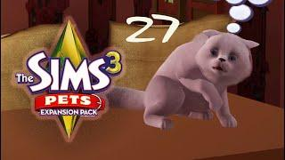 The Sims 3 Питомцы #27 У нас пополнение