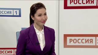 Интервью. Гость выпуска - заслуженный художник, скульптор Андрей Щербаков