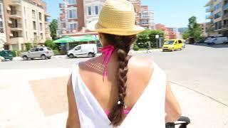Отдых в Болгарии. Солнечный Берег.  Июнь 2018