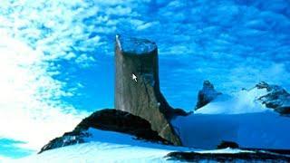 Пень в Антарктиде