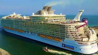 Самый большой Круизный лайнер Harmony of the Seas ✦ Идеальный отдых