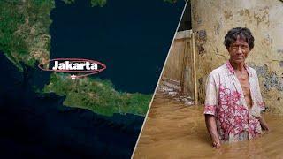 Почему Джакарта уходит под воду?