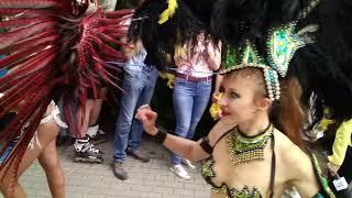 26 05 2019 Карнавал самба в Измайловском парке
