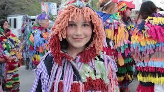 ПОРТУГАЛИЯ, КАРНАВАЛ, МАГИЯ - о том, как проходит фестиваль Каретуш в городе Браганса