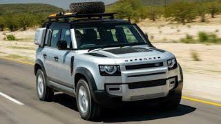 2021 Land Rover Defender P300 | Land Rover